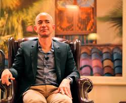 Jeff Bezos Was (Briefly) World's Richest Man