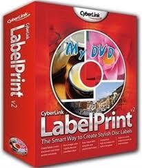 تحميل أفضل برنامج في تصميم علب وأغلفة وملصقات الاسطوانات CyberLinkLabelPrint 2.5.0.10521