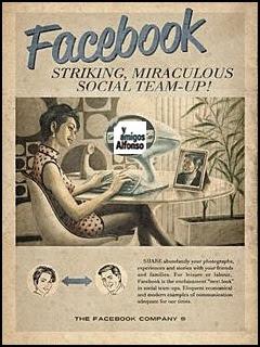 AlfonsoyAmigos en las redes sociales
