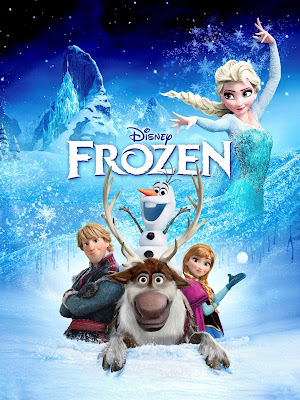 Frozen 2013 Dual Audio Hindi 720p BluRay 550MB ESub