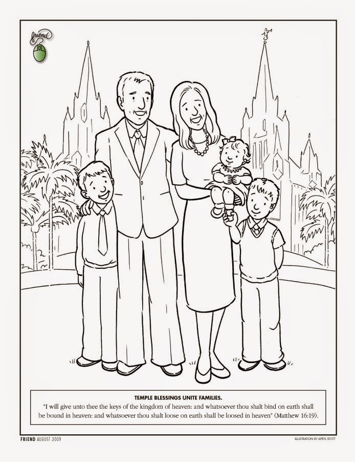 lds coloring pages word of wisdom