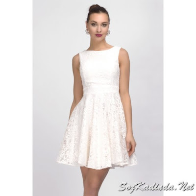 yeni ironi abiye elbise modelleri