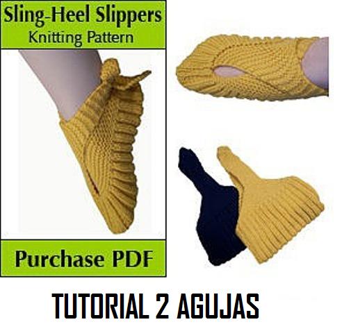 Como hacer Zaptillas con un Trozo de Crochet