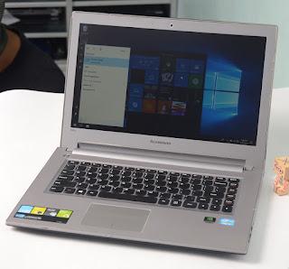 Laptop Gaming Lenovo Z400 Bekas