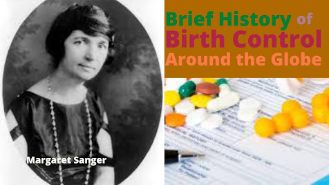 Brief history of birth control pills