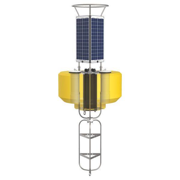 Data Buoy Pemantau Kualitas Air