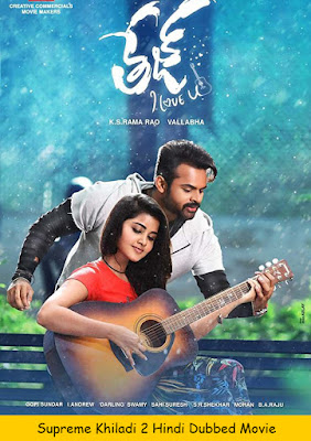 Tej… I Love You 2018 UNCUT Dual Audio Hindi 480p HDRip 450MB ESub