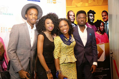 11 See all the fun & celebs at the Newman Street season2 launch