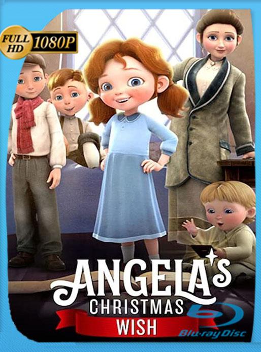 El deseo de Navidad de Ángela (2020) 1080p WEB-DL Latino  [GoogleDrive] [tomyly]