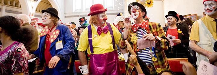 Перетворили РНБО на посміховисько з клоунами – Кривонос