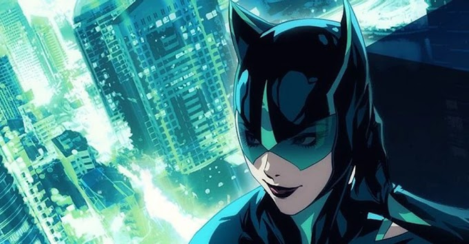 Revelado el nuevo traje futurista de Catwoman en los comics Future State: Catwoman