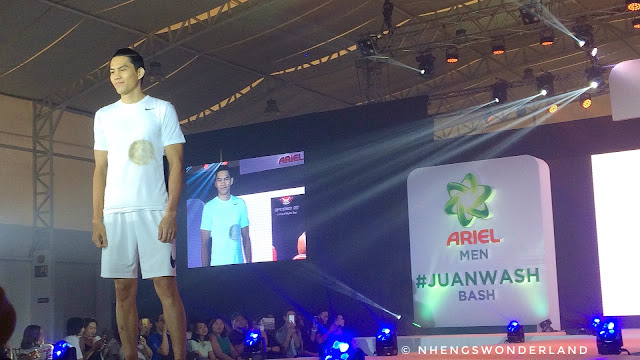 Ariel Men #JuanWash - JC Intal