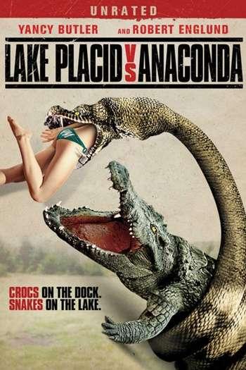 Mandíbulas contra Anaconda (2015) DVDRip Latino
