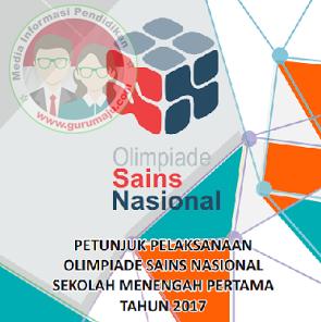 Download Silabus, Jadwal dan Petunjuk Pelaksanaan OSN SMP Tahun 2017