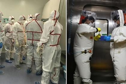 Amerika Ingatkan China, Virus Corona Bocor Dari Laboratorium Penelitian Di Wuhan