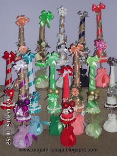 choinka, #choinka, #sznurek, #krepawłoska, #wysokość, #50cm, święta, boże narodzenie, mikołaj, prezent, handmade, rękodzieło, zrób to sama,