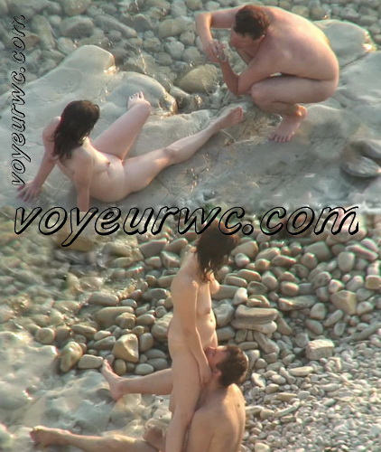 BeachHunters Sex 18729-18873 (Hot Nudist Couples spy cam at the beach)