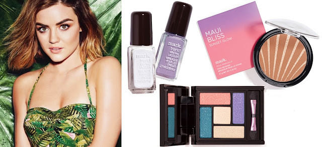 mark. Maui Bliss Colour Collection featuring Nailed It Nail Lacquers - with swatches!