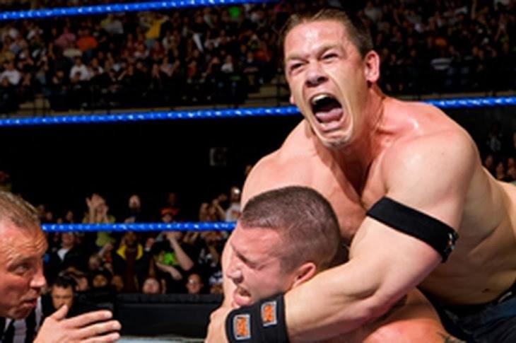 WWE Flashback: Randy Orton vs. John Cena vs. Triple H vs. JBL At Backlash