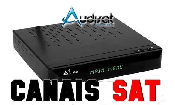 Audisat A1 Plus Nova Atualização V1.4.06 - 02/07/2019