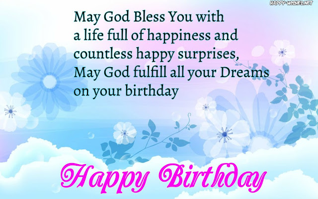 100 Best Christian Birthday Wishes Messages Of 2020