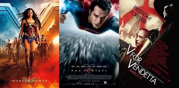 film terbaik dc comics, film dc terbaik terbaru