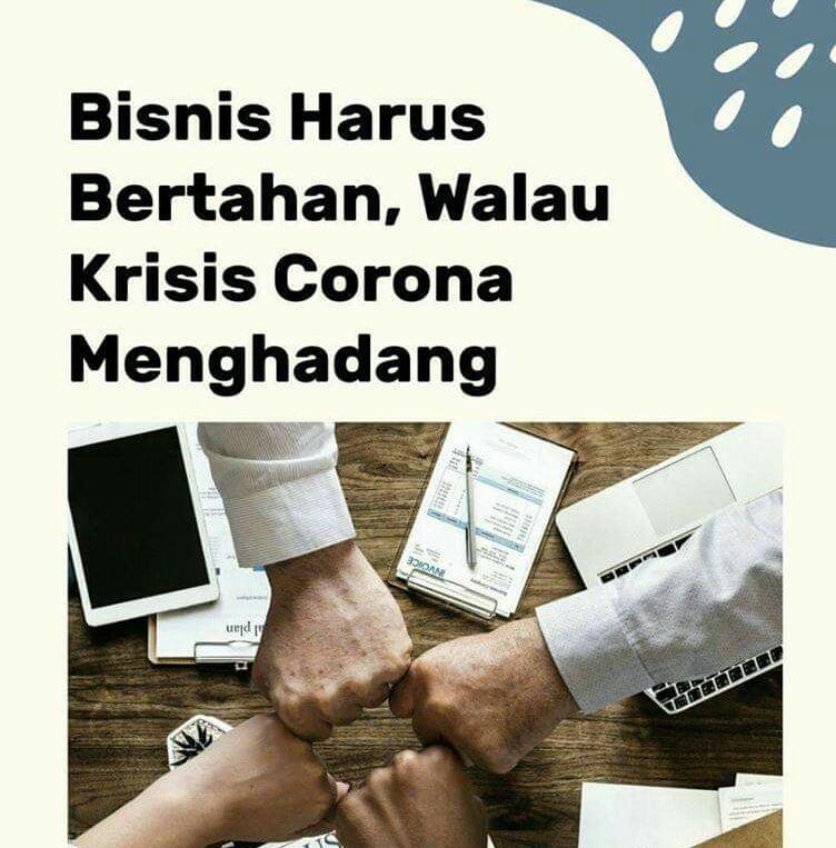 Contoh Usaha yg Bagus saat Krisis Pandemi Corona - Bang ...