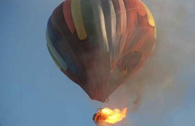 11 muertos en globo en Nueva Zelanda
