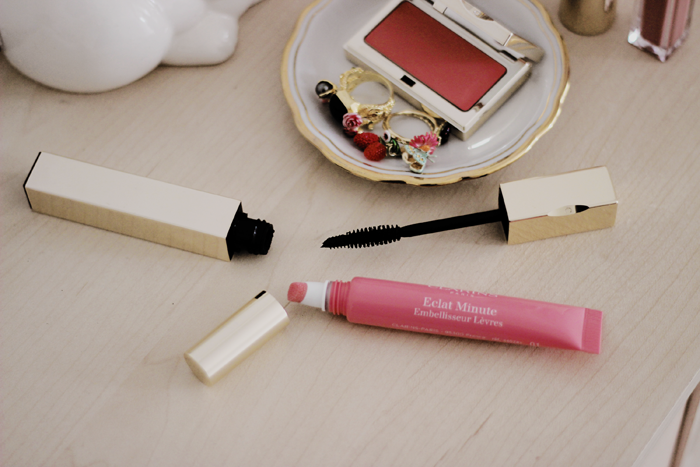 clarins be long instant definition mascara blog review