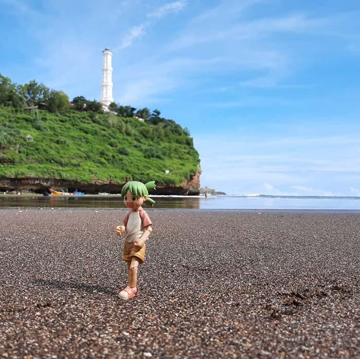 Fasilitas Wisata di Pantai Baron Yogyakarta