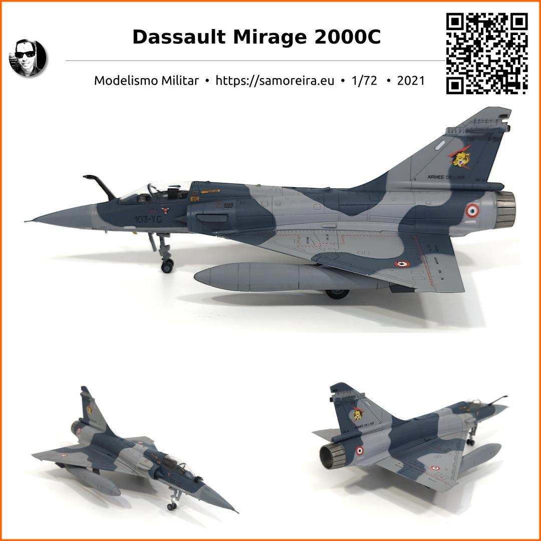 Dassault Mirage 2000C ~ Armee De L'air