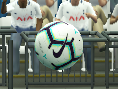 PES 2013 Balls Nike Merlin Premier League 2018/2019 by M4rcelo