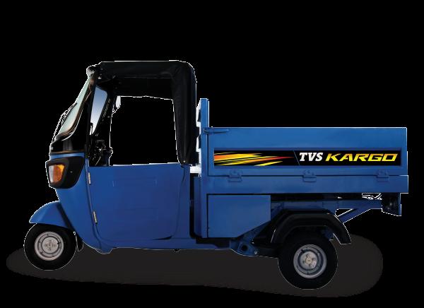 Fitur dan Spesifikasi TVS Kargo