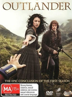 Outlander - 1ª Temporada Completa Séries Torrent Download capa