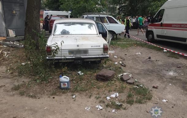 Вибух у Києві: постраждалі діти в реанімації