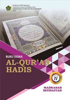 Buku Al Quran Hadis MI Kelas 4