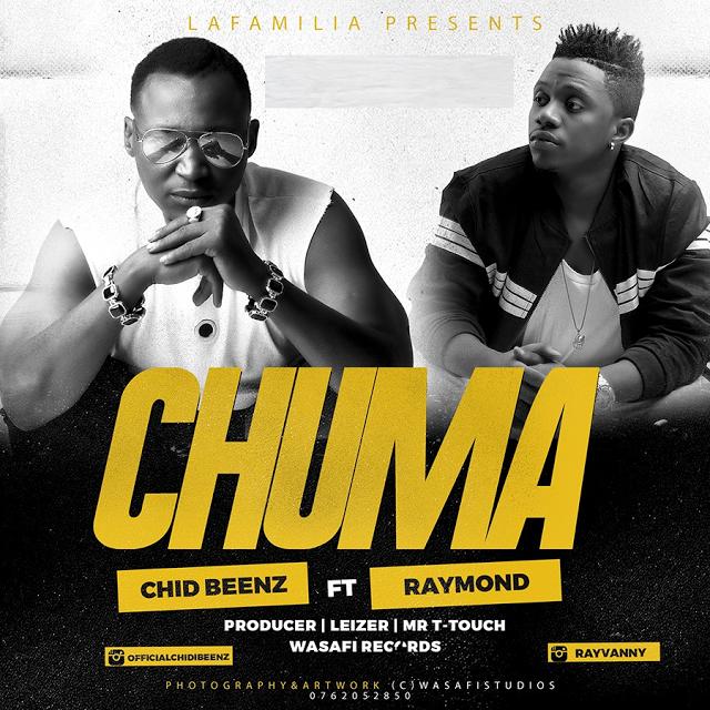 Chidi-Benz - Chuma-Ft-Raymond