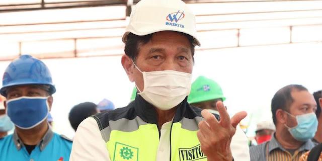 Soal Pemimpin Tidak Beri Contoh, Pimpinan MPR: Siapakah Yang Dimaksud LBP?
