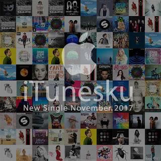 iTunes New Single Bulan November 2017