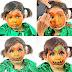 Maquillaje de calabaza