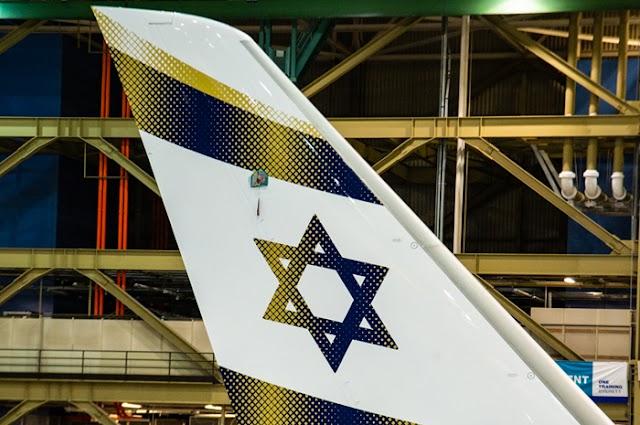 EL AL Israel Airlines anuncia adição de novo B787 à frota