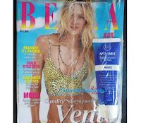 Logo Bella Magazine ti regala il dentifricio sbiancate BioApta!