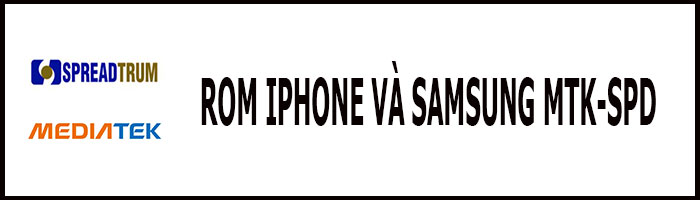 Rom Iphone samsung mtk alt