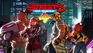 Streets Of Rage 4 Is Preparing New Content For The Game