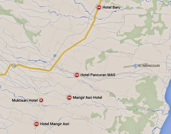 hotel dekat dengan bandara blimbingsari banyuwangi