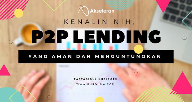 P2P Lending di Akseleran