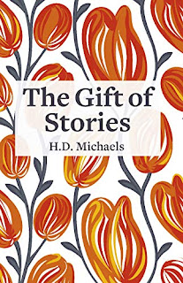 The Gift of Stories - anthology with a difference book promotion sites by H.D. Michaels