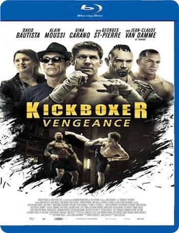 Kickboxer Vengeance 2016 English 720p BRRip 800MB ESubs
