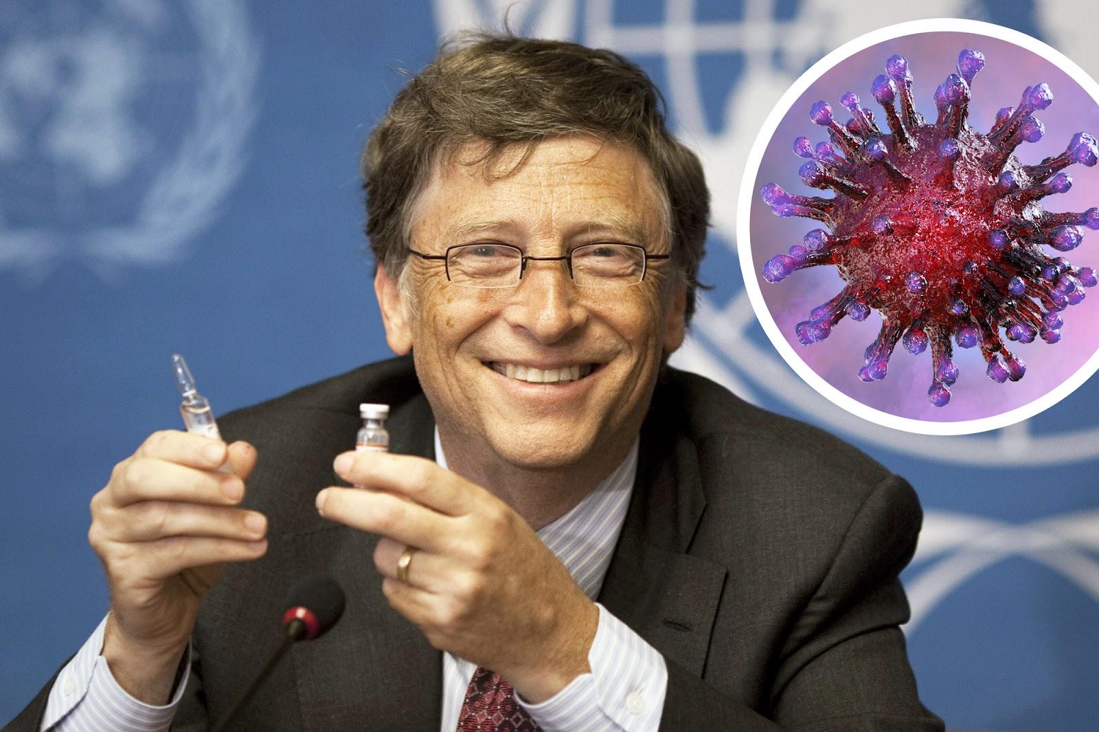 Mise à jour prochainement : Bill Gates annonce le COVID-20