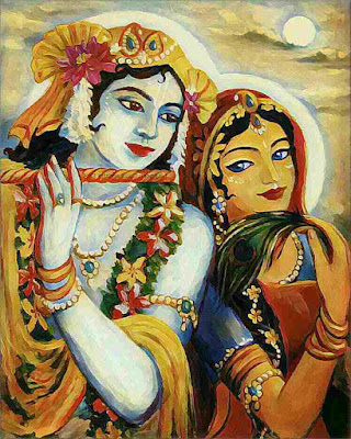 Radha Krishna Cute Images